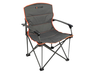 BASECAMP Chair Deluxe Campig Heavy Duty