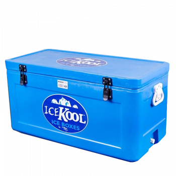 IceKool 85 Liter Cooler Box With Divider 145