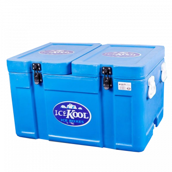 IceKool 90 Liter Cooler Box With Twin Tub 19