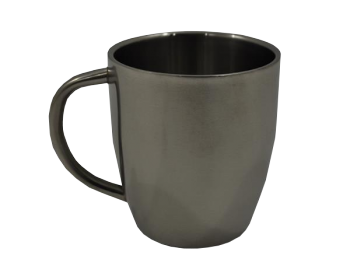 BASECAMP MUG DOUBLE WALL STAINLESS STEEL