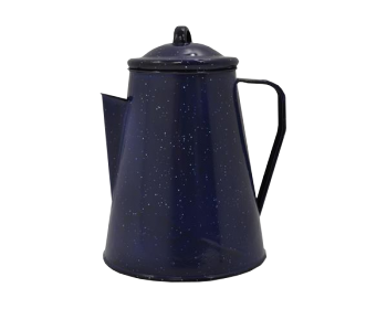 BASECAMP POT COFFEE ENAMEL BLUE 2L